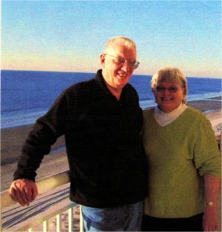 Susan's parents sailing